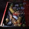 Boss Box front drawer full of maggot feeders.