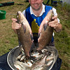 Day 1 of the 56th mens World Freshwater angling championships on the Lage Vaart, Almere, Holland, © 2009 Brian Gay