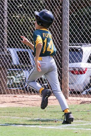 2019 Fall Roswell Baseball 3-5