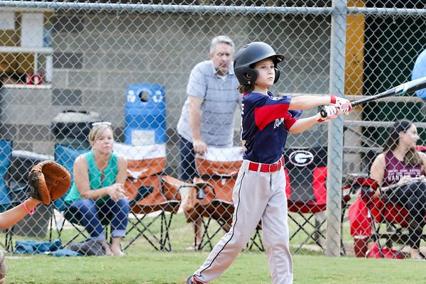 2019 Fall Roswell Baseball 8-3