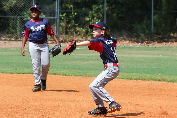2019 Fall Roswell Baseball 37-9
