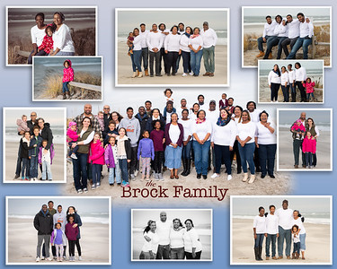 Brock Collage 16x20