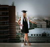 AJ Graduation Photo Edit Vignette