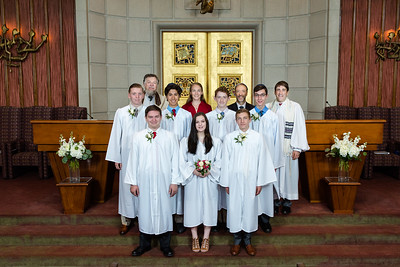 2017 Confirmation Class