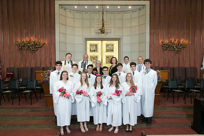2016 Confirmation Class