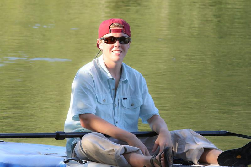 Aubrey on the River 13-7