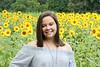 Lauren Sunflower Farm 4-2