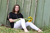 Lauren Sunflower Farm 2-1