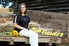 Lauren Sunflower Farm-2