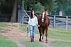 Amanda @ the barn 4-6