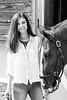 Amanda @ the barn 4-2