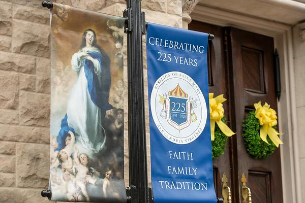 St Mary's Anniversary