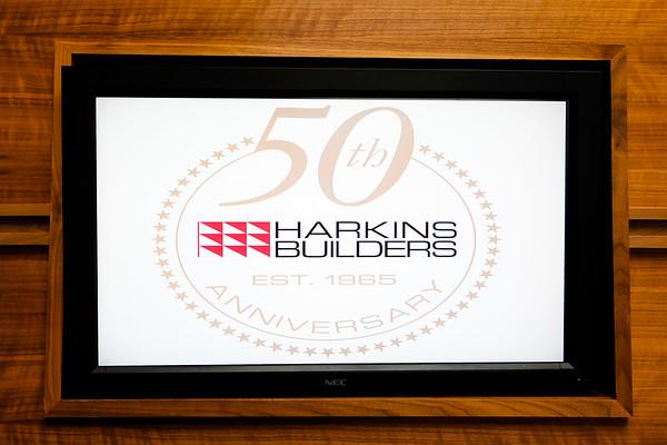 Client 50th Anniversary Reception 5-21-15