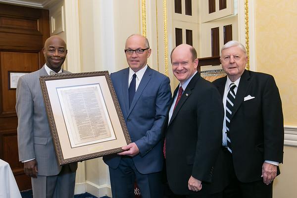 2017 Senate Capitol Hill Award