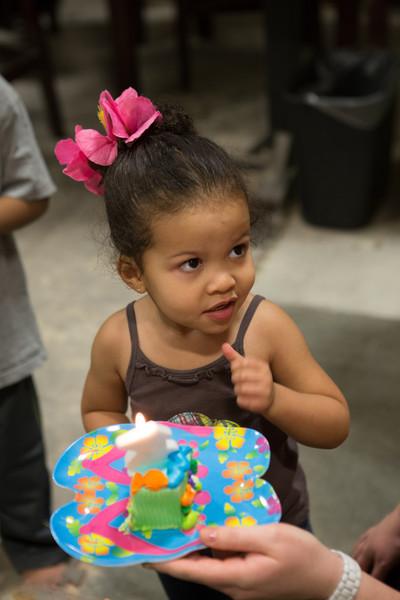 Alaina 3rd Birthday Party