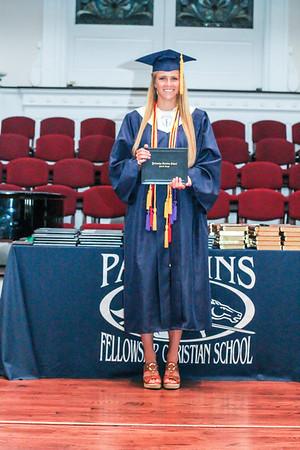 2015 FCS Graduation 4-2