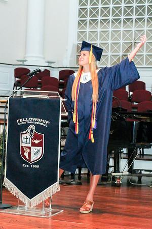 2015 FCS Graduation 4-4
