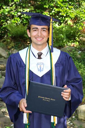 2015 FCS Graduation 6-2