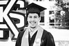 David KSU Graduation 4-3