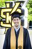 David KSU Graduation 4-5