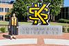 David KSU Graduation 2-4