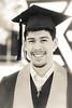 David KSU Graduation 4-4