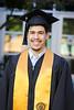 David KSU Graduation 2-5