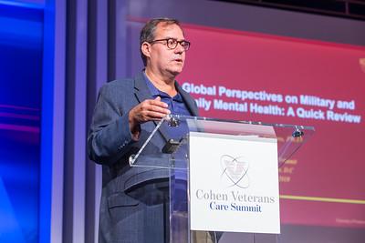 The Cohen veterans care summit