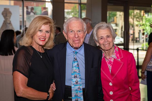 Ellen Terri Kaplan Goldstein, Dr. Lawrence Adler, Natalie Kaplan