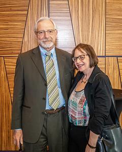 Sam Bauer and Stephanie Schreiber