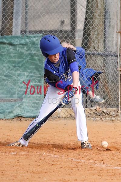 MS Baseball Action 12-2