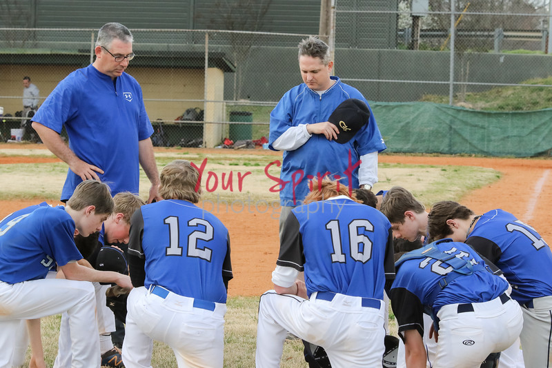 MS Baseball Action 17-10