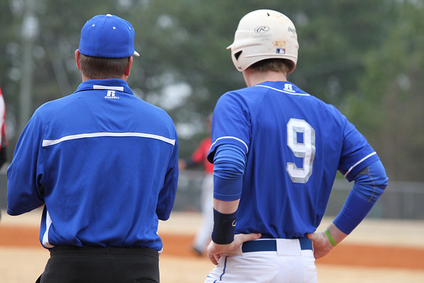JFCA Baseball vs  S Prospects - 13