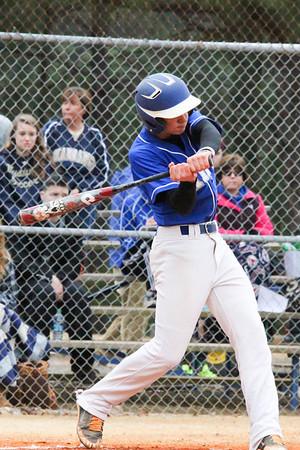 JFCA Baseball vs  S Prospects - 18