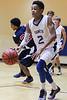 Varsity Basketball 2015-18