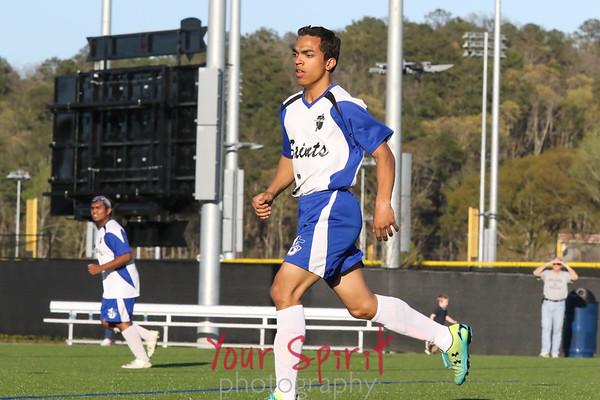 Soccer Game Day 7-10