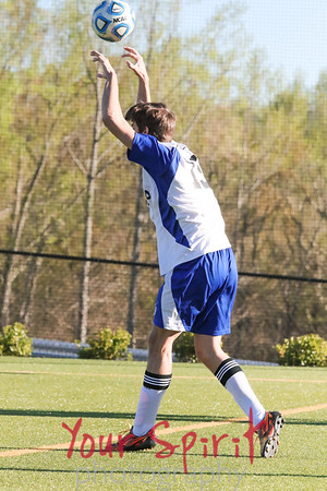 Soccer Game Day 4-10