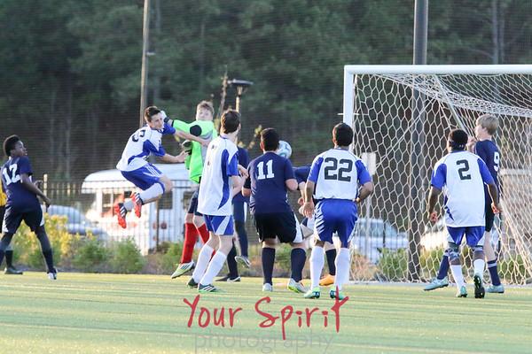 Soccer Game Day 12-2