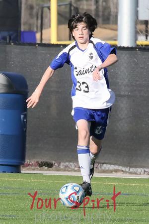 Soccer Game Day 3-4