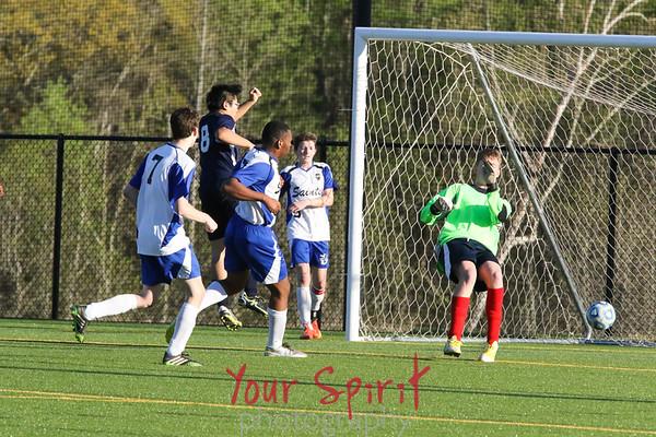 Soccer Game Day 7-20