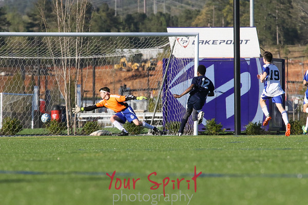 Soccer Game Day 7-5