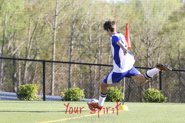 Soccer Game Day 4-13