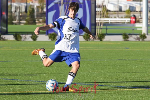 Soccer Game Day 7-16