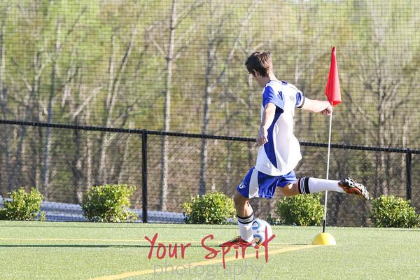 Soccer Game Day 4-14