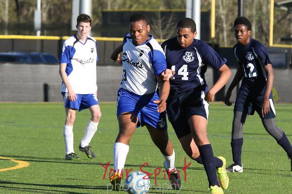 Soccer Game Day 6-24