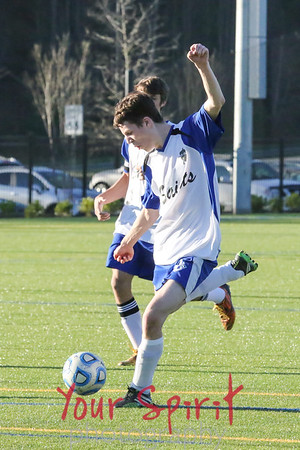 Soccer Game Day 8-8