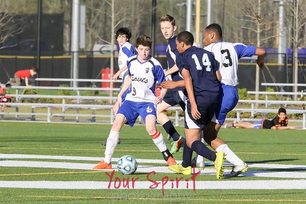 Soccer Game Day 4-4