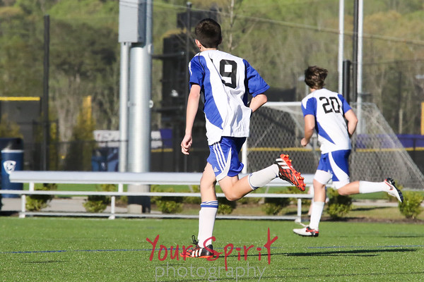 Soccer Game Day 5-3