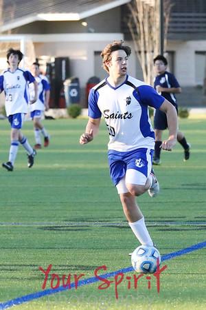 Soccer Game Day 10-16