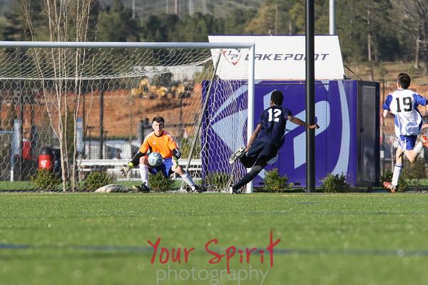 Soccer Game Day 7-3
